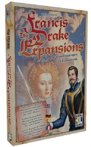 Francis Drake : The Expansions
